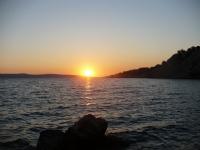 Karlobag - zalazak sunca